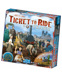 TICKET TO RIDE:FRANCE & OLD WEST
