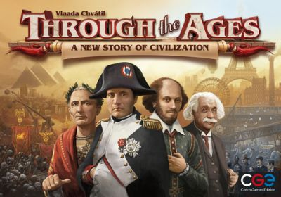 THROUGH THE AGES : A NEW STORY OF CIVILIZATION
