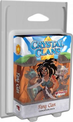 CRYSTAL CLANS:FANG CLAN